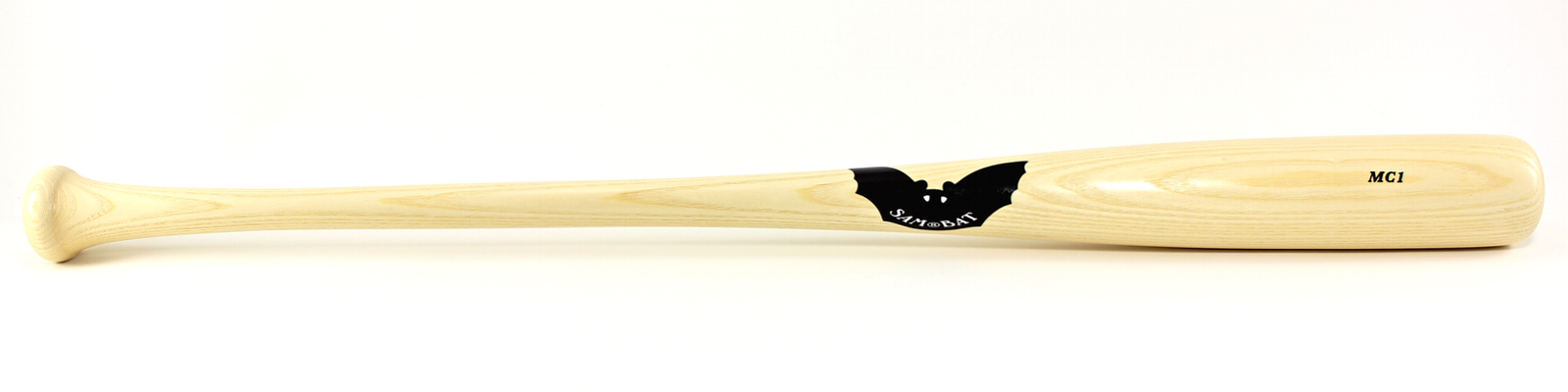 Ash MC1-Stock / All Natural (Black)