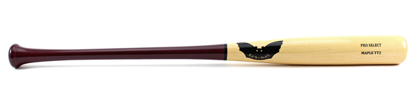 TT2- Stock / Oxblood/Natural (Black) - Pro Select