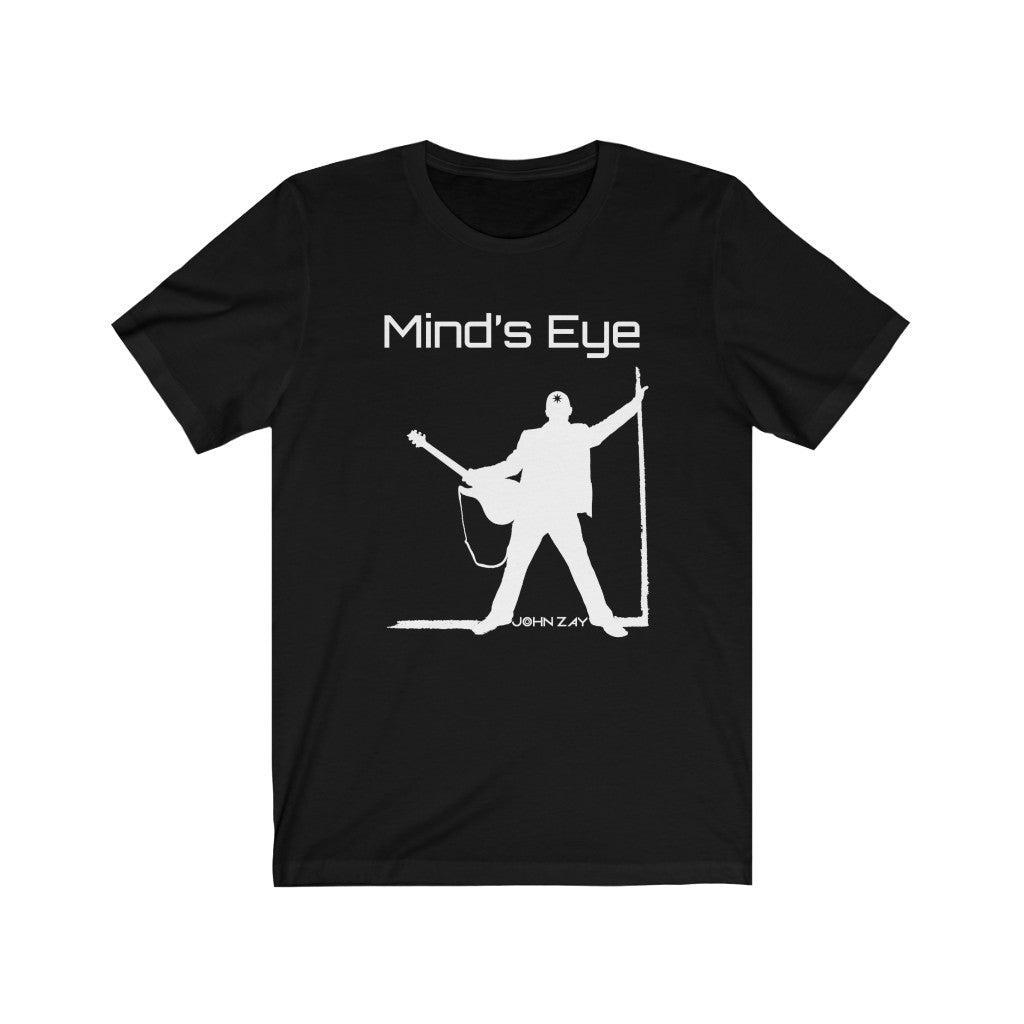 Mind's Eye Guitar T-Shirt (Unisex)