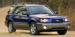 2004 Forester 2.5lt Non Turbo Repair Kits