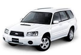 2004 Forester 2.5lt Turbo Repair Kits