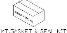MT, GASKET & SEAL KIT
