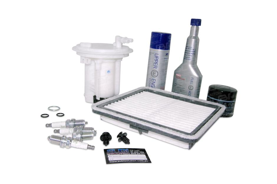 2010 Exiga 2.5lt Repair Kits