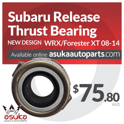 asuka auto parts, subaru release thrust bearing, release thrust bearing, subaru oem parts