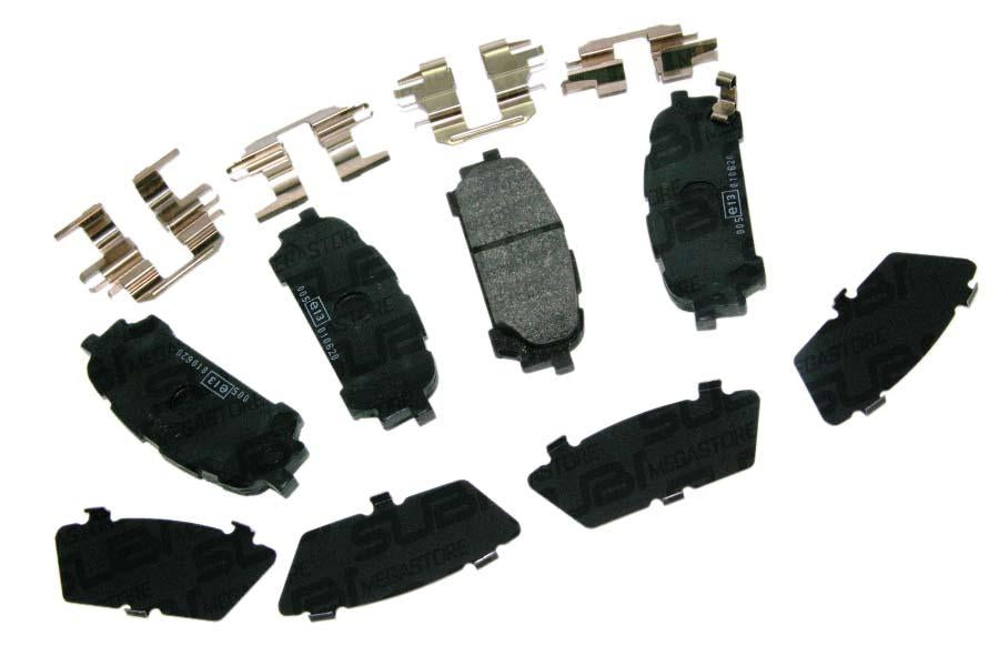 Pad Kit-Rear Disk Brake 26696FE050-subimegastore