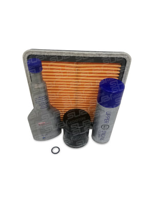LOG BOOK SERVICE KIT - F n/a-subimegastore