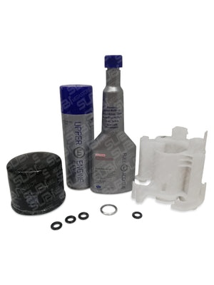 LOG BOOK SERVICE KIT - J n/a-subimegastore