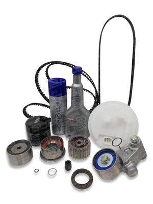 LOG BOOK SERVICE KIT - J - PROFESSIONAL n/a-subimegastore