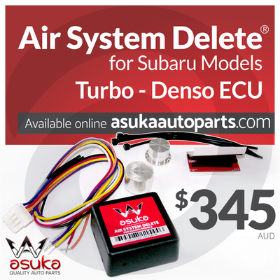 ASD-D1 - Air System Delete Kit-Turbo ASD-D1-subimegastore
