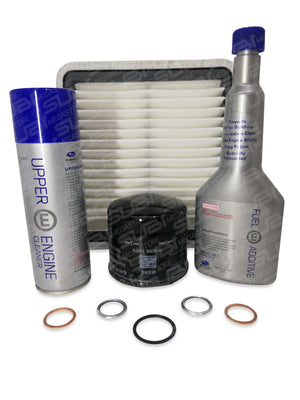 LOG BOOK SERVICE KIT - D - (Auto) n/a-subimegastore