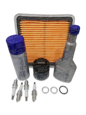 LOG BOOK SERVICE KIT - I - (Auto) n/a-subimegastore