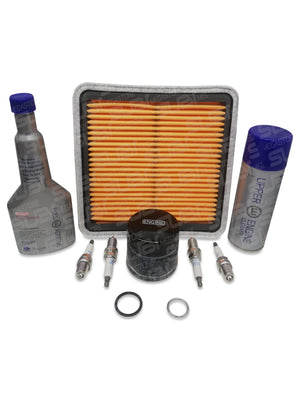 LOG BOOK SERVICE KIT - I - (Manual) n/a-subimegastore