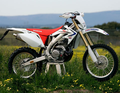 Dirtbike rental sydney