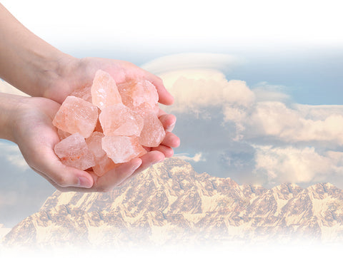 Real Himalaya Salt with 82 Minerals