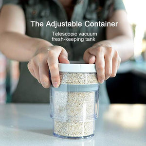 Official Food Storage Container - GamechangerKing