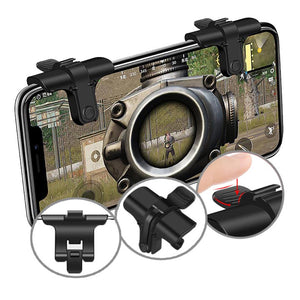 Smartphone Gaming Controller - Fire and Aim Trigger - GamechangerKing