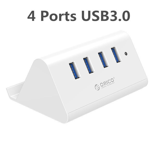 ORICO High Speed 4 Ports USB 3.0 / 2.0 HUB - GamechangerKing