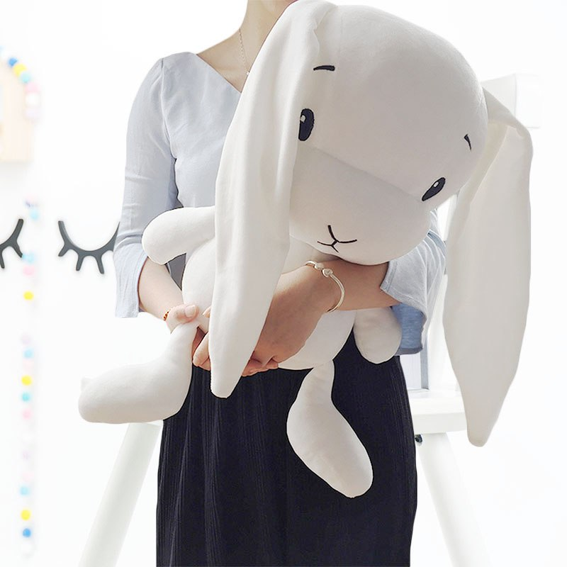 Cute Rabbit Plush Stuffed Toy - GamechangerKing