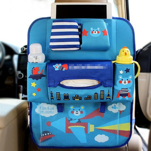 Universal Car Seat Bag Organizer - GamechangerKing