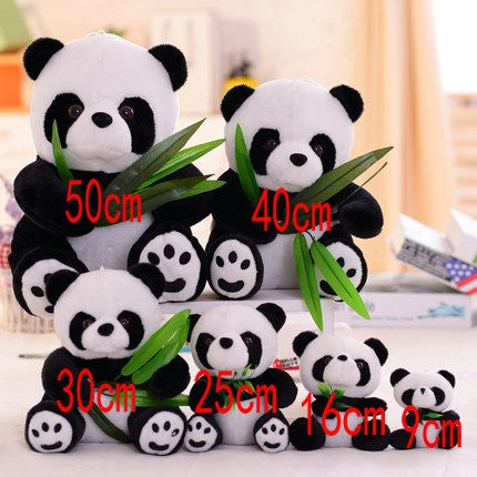 Panda Plush Toy - GamechangerKing