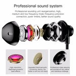 In-ear Stereo Bass Earphones with Mic - GamechangerKing