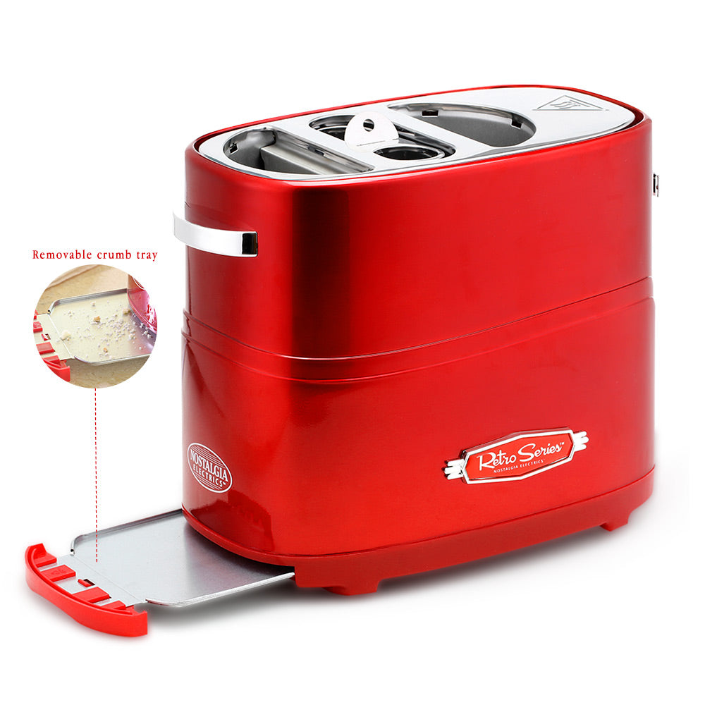 Removable Pop-Up Hot Dog Toaster Bread Maker - GamechangerKing