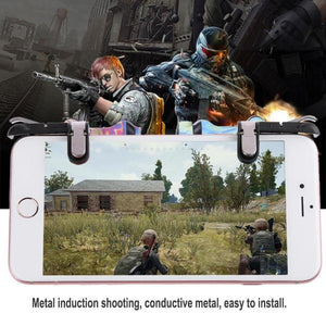 Gamechanger - Mobile Game Controller | Shooting Trigger - GamechangerKing
