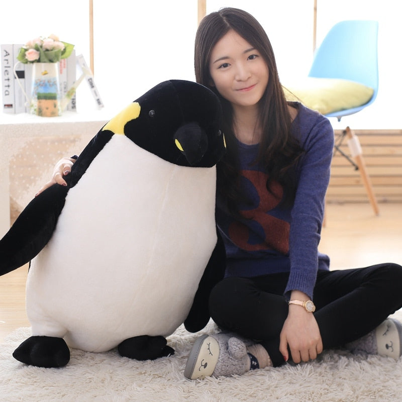 XXL Penguin Plush Toys - GamechangerKing