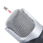 Smartphone Stereo Microphone - Podcast, Webinar, Interview, Livestream - GamechangerKing
