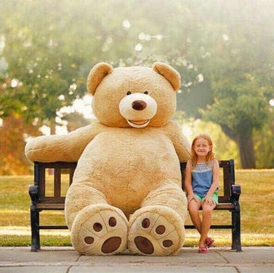 200CM XXL Giant Stuffed Teddy Bear - GamechangerKing