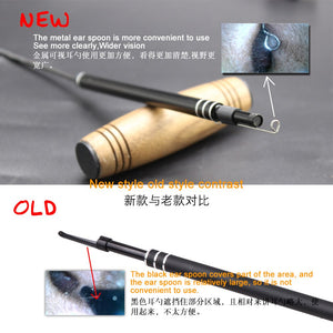 USB Ear Cleaning Endoscope - HD Visual Ear Spoon With Mini Camera - GamechangerKing