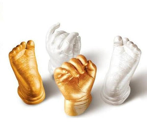 Unique 3D Hand & Foot Print - GamechangerKing