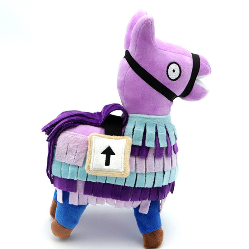 Fornight Troll Stash Llama Plush Toy - GamechangerKing