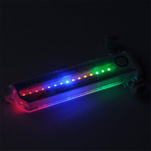 Amazing 16 Strong LED Strip for Bicycle / Motorcycle - GamechangerKing