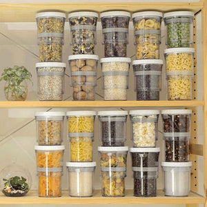 Adjustable Food Storage Container - GamechangerKing