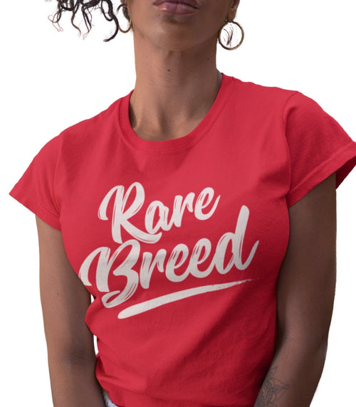 RARE BREED TEE RED