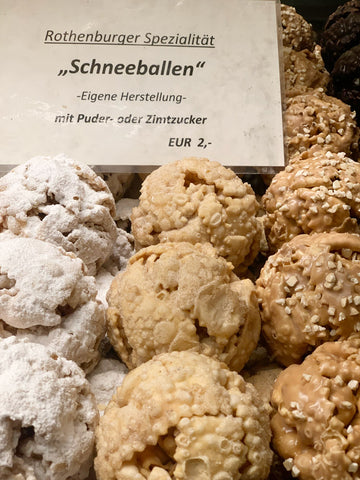 Rothenburger Schneeballen