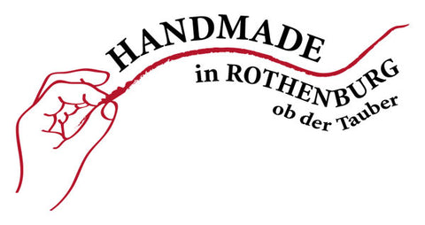 Handmade in Rothenburg-Logo