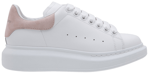 oversized sneaker 'White Patchouli'