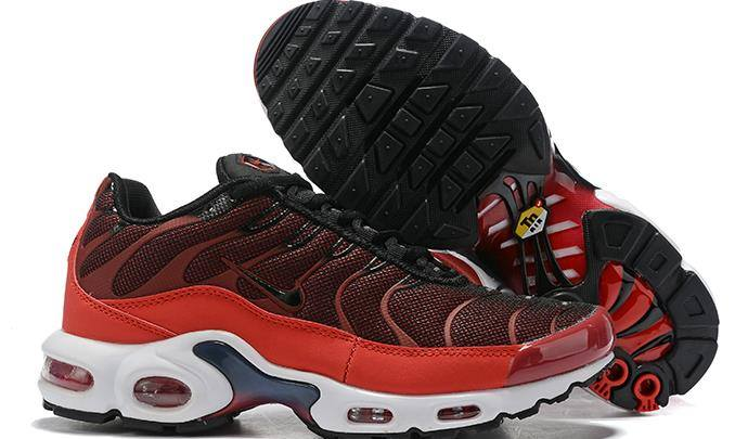 Air Max Plus TN red