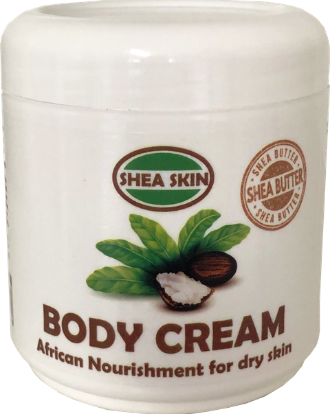 Shea Skin Body Cream 450ml