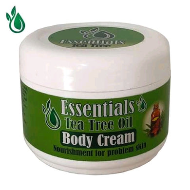 Essential Tea Tree Body Cream 350ml