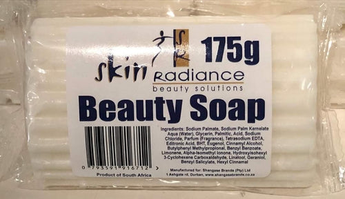 Skin Radiance Beauty Bar Soap 175g