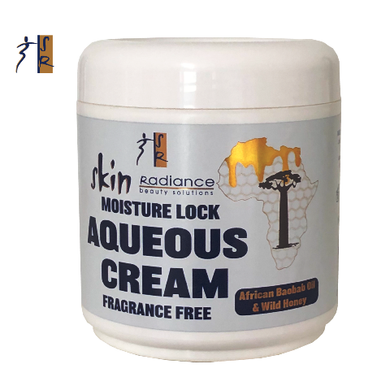 Skin Radiance Moisture Lock Aqueous Cream 500ml