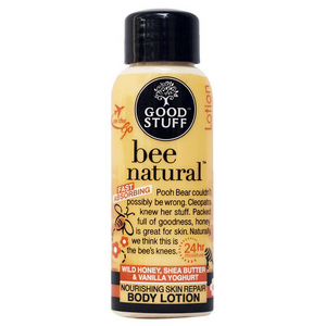 Bee Natural Body Lotion 60ml