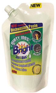 OhSoBright Antibacterial Dish Washing Paste 450g