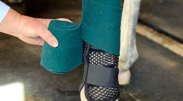Are Your Horse's Boots & Wraps Doing More Harm Than Good?