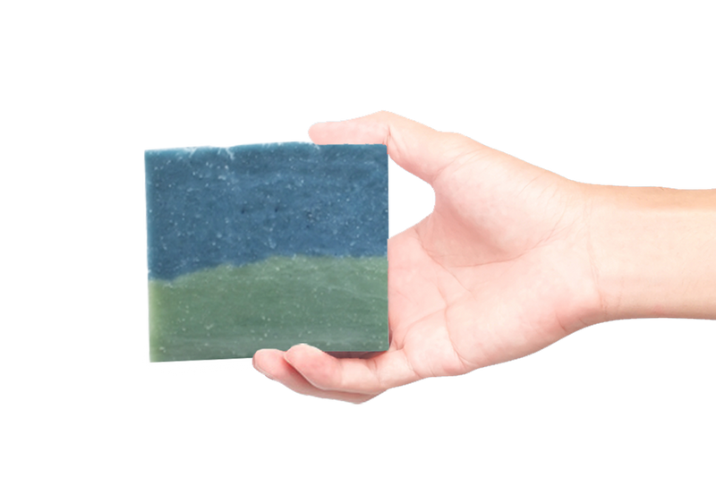 natural soap-OCEAN WAVE-handmade natural soap