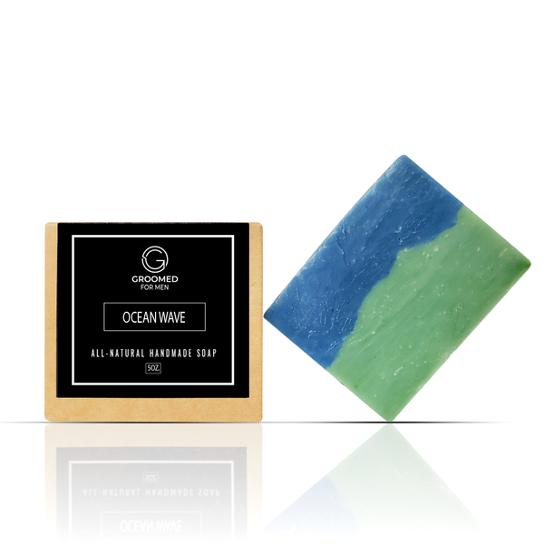 ocean wave - natural soap
