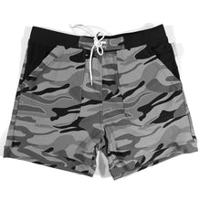 Load image into Gallery viewer, Camouflage Boxer Board Short - Men